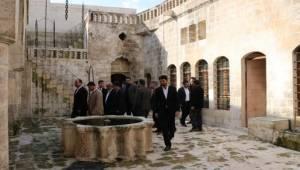 Urfa'da Tarihi Yapılar Hayat Bulmaya Devam Ediyor