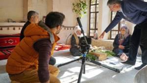 Urfa kültürünü anlatan belgesel TRT yarışmasında finalist oldu