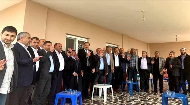 Vekil Özcan Birileri Urfa'mıza Tuzaklar Kurmaya Çalışıyor