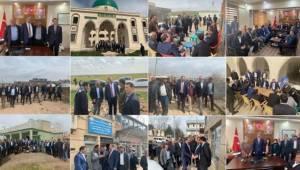 Vekil Özcan'dan AK Aday Bayık'a Destek