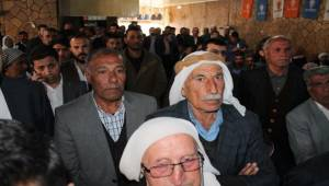 Viranşehir 'de Ak Parti Rüzgarı Esti