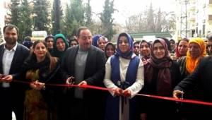 Viranşehir'de Kadın Seçim Bürosu Açıldı