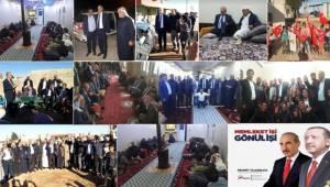 Yalçınkaya Projeleri Bir Bir Açıklıyor
