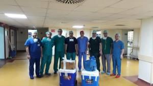 13 yaşındaki çocuğun organları 5 kişiye umut oldu