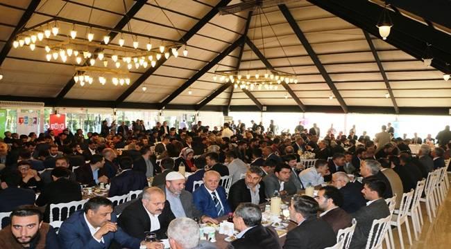 130 Genç Sivil Toplum Kuruluşu Toplantı Gerçekleştirdi