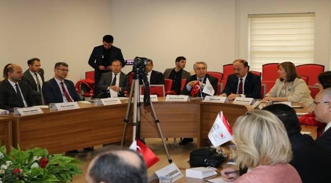 Ankara Dışında İlk Defa Şanlıurfa'da Toplandılar