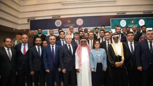Başkan Şahin Gaziantep-Mena İş ve Yatırım Forumu'na Katıldı