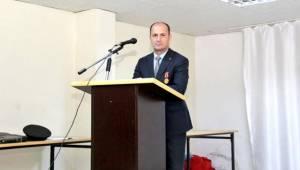 Başkan Yavuz'dan Polis Haftası Mesajı