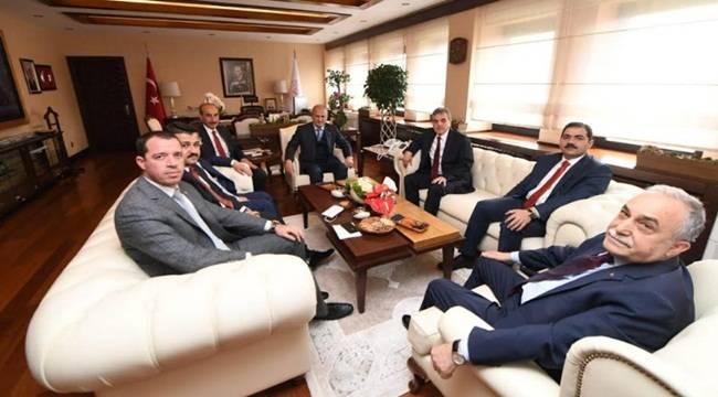 Canpolat Ankara'da Göbeklitepe'yi Konuştu