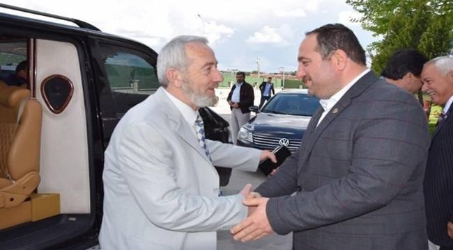 Erdoğan'ın Yeğeni Viranşehir'i Ziyaret Etti