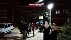 Elazığ'daki deprem Şanlıurfa'da hastane boşalttı