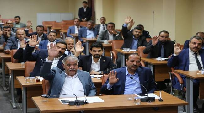 Eyyübiye Belediye Meclisi İlk Toplantısını Gerçekleştridi