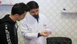 Eyyübiye'de İlaç Danışma Merkezi Çalışmalarına Devam Ediyor