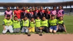 Eyyübiyeli sporcuların başarıları göz kamaştırıyor