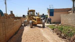 Haliliye'de Yeni Yollar Hizmete Sunuluyor