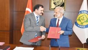 HRÜ İle MEM Arasında Protokol İmzalandı