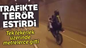 İstanbul'da tek teker terörü
