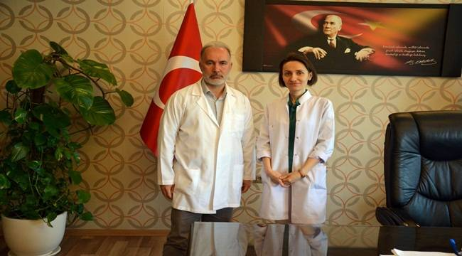 Mehmet Akif İnan Hastanesinin Başhekimi Değişti