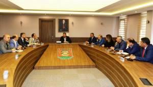 Paydaş Kurumlar İle İş Birliği Toplantısı Düzenlendi