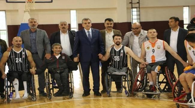 Şanlıurfa Büyükşehir Avrupa'da Türkiye'yi Temsil Edecek