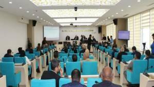Şanlıurfa Büyükşehir'de Komisyon Seçimleri Yapıldı