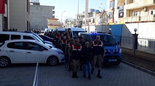Şanlıurfa'da 27 Kişiden 6'sı Tutuklandı