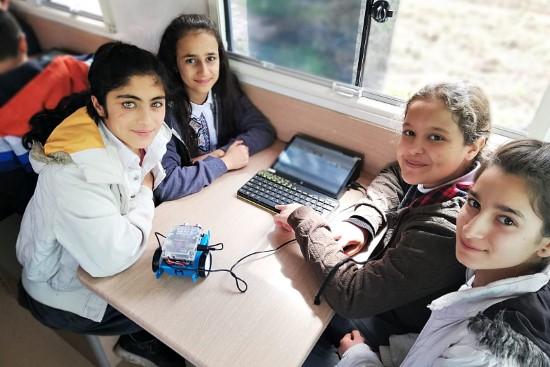 Şanlıurfa'da kodlama eğitimlerine devam ediyor