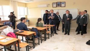 Şanlıurfa'da TYT Deneme Sınavı Düzenleniyor