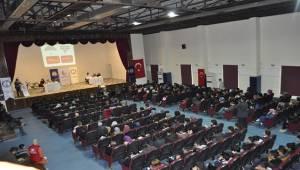 Siverek'te Liseler Arası Yarışmanın Finali Yapıldı