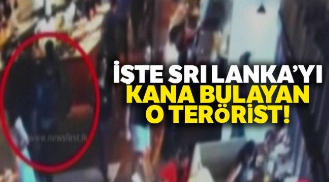 Sri Lanka bombacılarından Biri ortaya çıktı