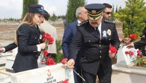 Türk Polis Teşkilatının Kuruluş Yıl Dönümü kutlamaları