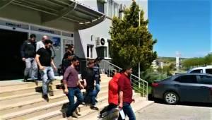Urfa'da Fuhuş Operasyonu 5 Gözaltı