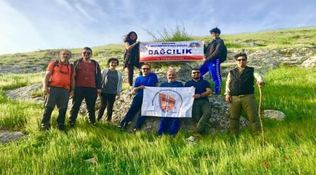 Urfadosk'tan 11 Nisan Etkinliklerine Katkı Yürüyüşü