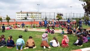 Viranşehir'de Yenilenen Parkın Açılışı Yapıldı