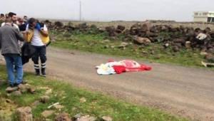 Yoldan çıkan otomobil devrildi 1 ölü, 2 yaralı