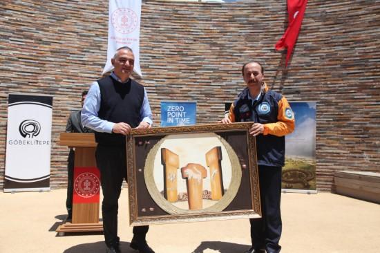 Bakan Ersoy: Göbeklitepe, Türkiye'nin tanıtım yüzü olacak