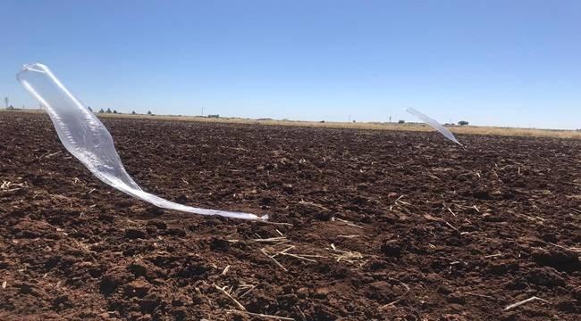 Bomba Düzenekli Balonlar Ele Geçirildi