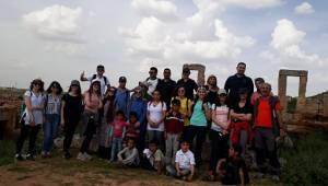 Harran'dan Soğmatar'a gezi ve yürüyüş