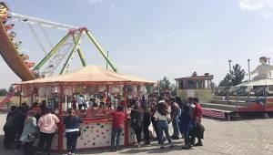 Harran Üniversitesi'nde Şenlik Heyecanı Başladı