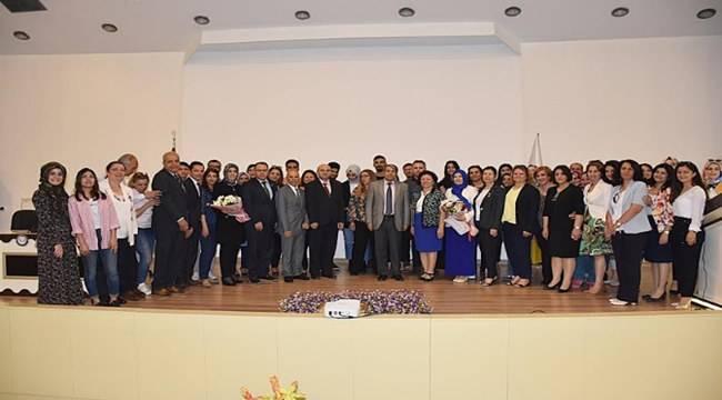 HRÜ'de Hemşirelik Haftası Kutlandı
