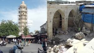 İbadete Kapatılan Tarihi Camiler İbadete Açılıyor
