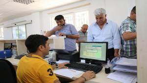 Karaköprü Belediyesi Vatandaşları Uyardı