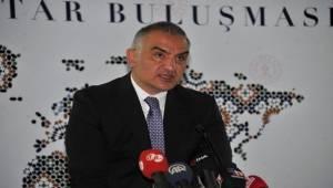 Kültür ve Turizm Bakanı Şanlıurfa'ya Geliyor