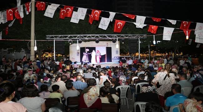 Seyrantepe'de Vatandaşlara Ramazan Etkinliği