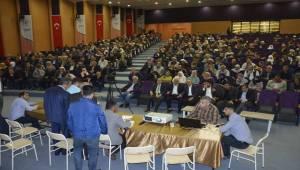 Siverek'te İŞKUR Kura Çekimi Yapıldı