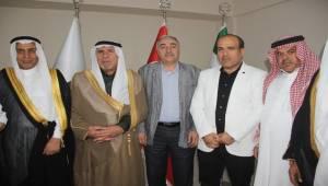 Suriyeli Aşiretler ve Kabileler Şubesi Açıldı