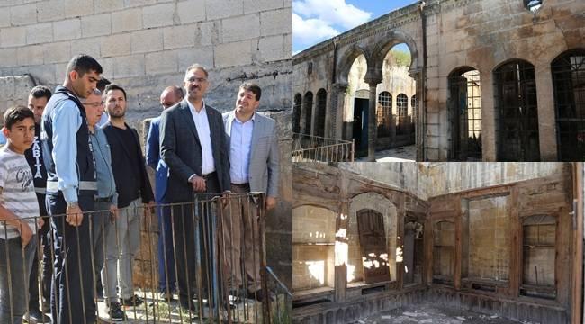 Tarihi Ev Turizme Kazandırılacak