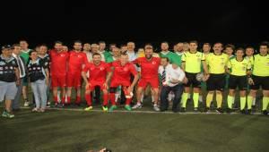 Ünlü ralliciler ve eski milli futbolcular Şanlıurfa'ya Geldi