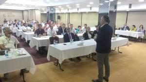 AB-TKDK İşbirliği İle Çiftçi Eğitim Programı Düzenlendi
