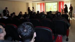 Arter hastalıklarında güncel yaklaşımlar seminerleri düzenlendi